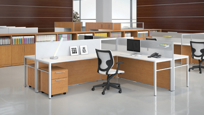 Workstations Office Space Design