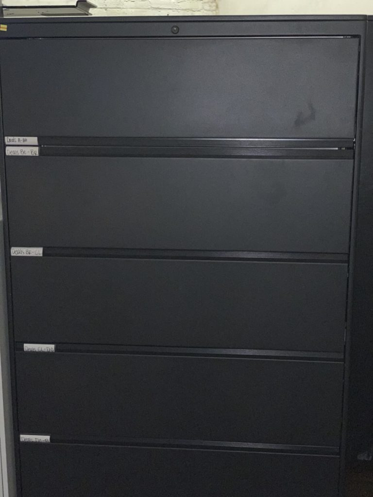 Lateral File Cabinets Image