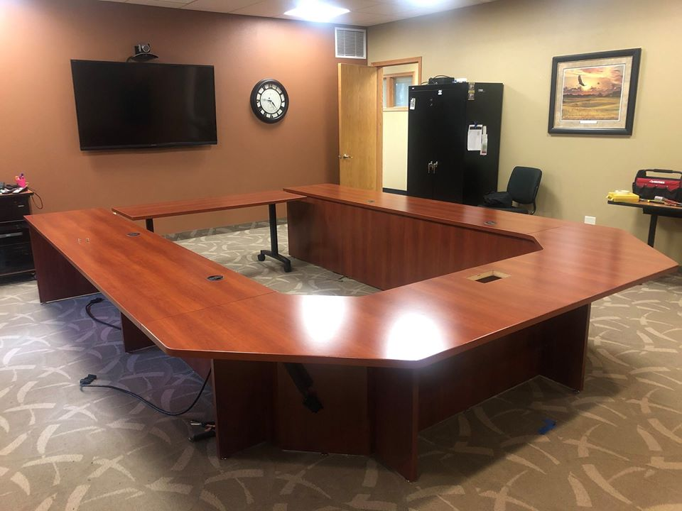 Conference Room Table Image
